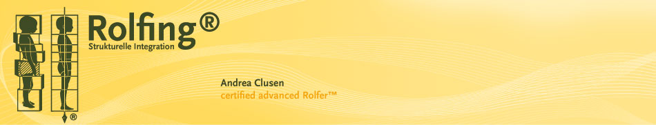 Rolfing – Structural Integration – Andrea Clusen